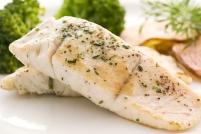 Cream Dory Fish